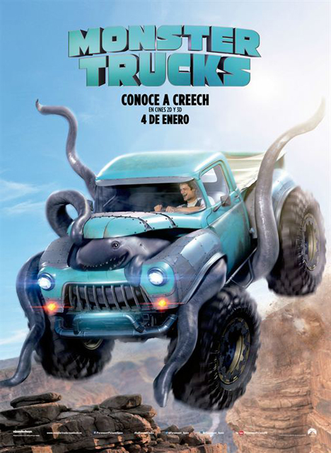 (HD) MONSTER TRUCKS