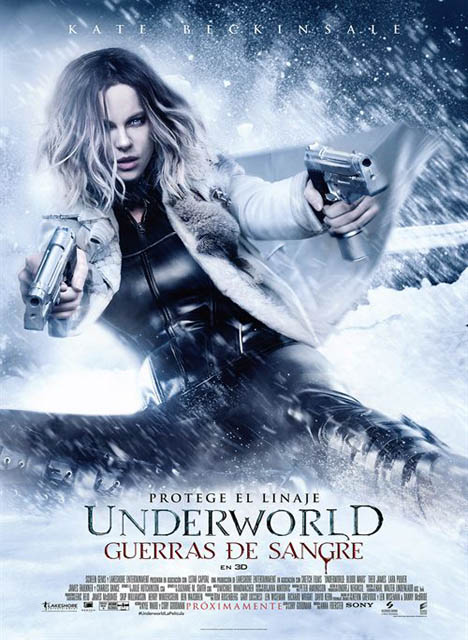 (HD) UNDERWORLD: GUERRAS DE SANGRE