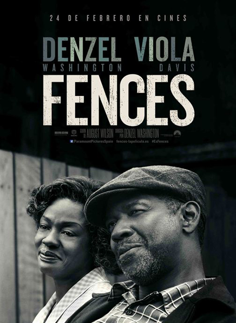 (HD) FENCES